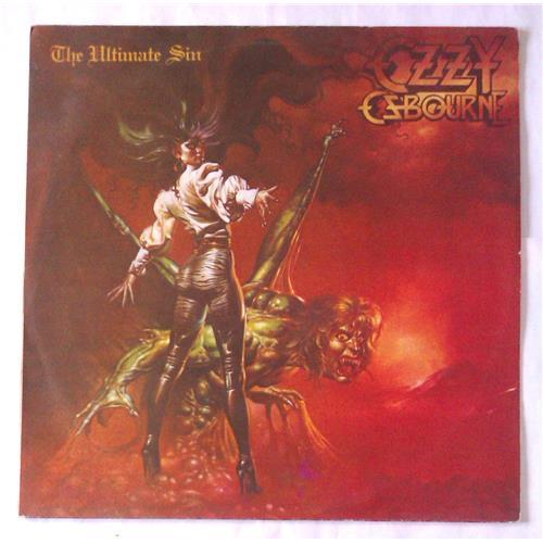 Виниловые пластинки  Ozzy Osbourne – The Ultimate Sin / П93 00597/8 / M (С хранения) в Vinyl Play магазин LP и CD  06628