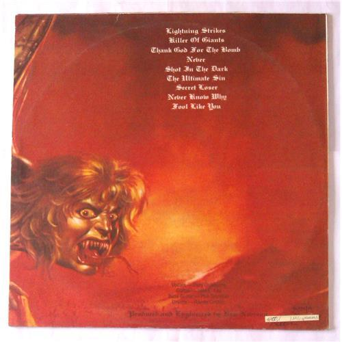 Картинка  Виниловые пластинки  Ozzy Osbourne – The Ultimate Sin / П93 00597/8 / M (С хранения) в  Vinyl Play магазин LP и CD   06628 1