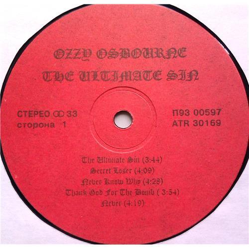 Картинка  Виниловые пластинки  Ozzy Osbourne – The Ultimate Sin / П93 00597/8 / M (С хранения) в  Vinyl Play магазин LP и CD   06628 2