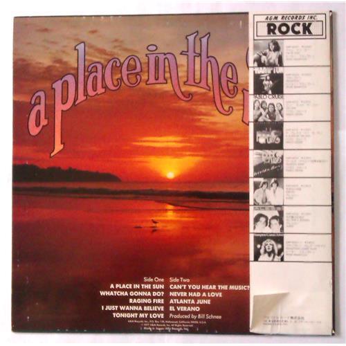 Картинка  Виниловые пластинки  Pablo Cruise – A Place In The Sun / AMP-6013 в  Vinyl Play магазин LP и CD   04463 1