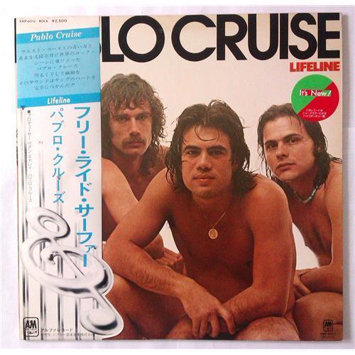 Виниловые пластинки  Pablo Cruise – Lifeline / AMP-6012 в Vinyl Play магазин LP и CD  04464