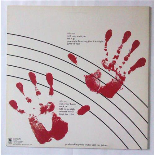 Картинка  Виниловые пластинки  Pablo Cruise – Out Of Our Hands / AMP-28082 в  Vinyl Play магазин LP и CD   04372 1