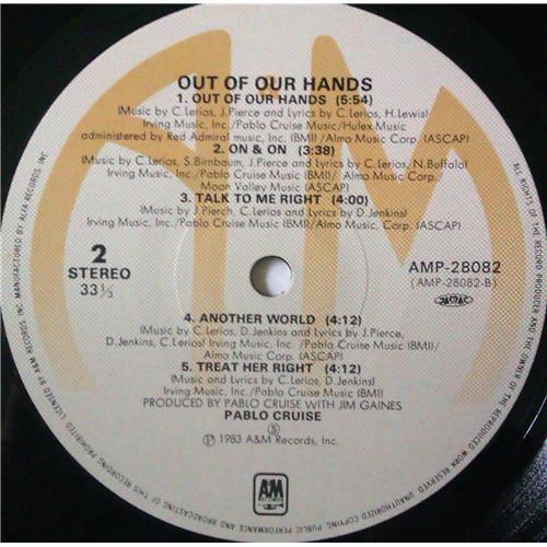 Картинка  Виниловые пластинки  Pablo Cruise – Out Of Our Hands / AMP-28082 в  Vinyl Play магазин LP и CD   04372 4