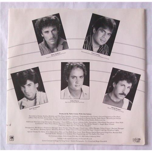 Картинка  Виниловые пластинки  Pablo Cruise – Out Of Our Hands / SP-4909 в  Vinyl Play магазин LP и CD   06214 2