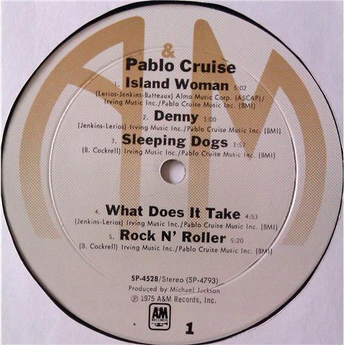 Картинка  Виниловые пластинки  Pablo Cruise – Pablo Cruise / SP-4528 в  Vinyl Play магазин LP и CD   05109 4
