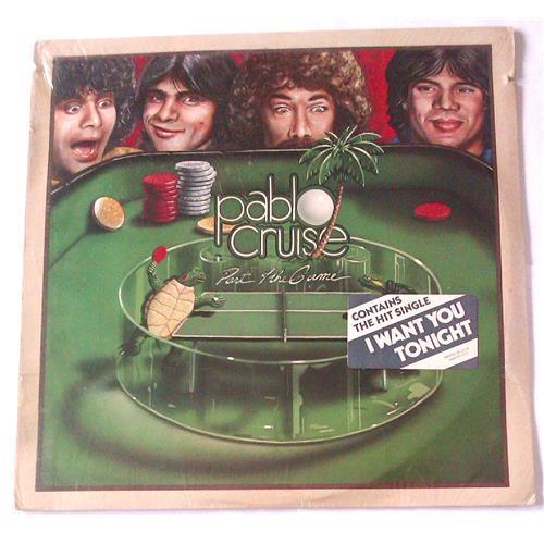 Виниловые пластинки  Pablo Cruise – Part Of The Game / SP-3712 / Sealed в Vinyl Play магазин LP и CD  04503