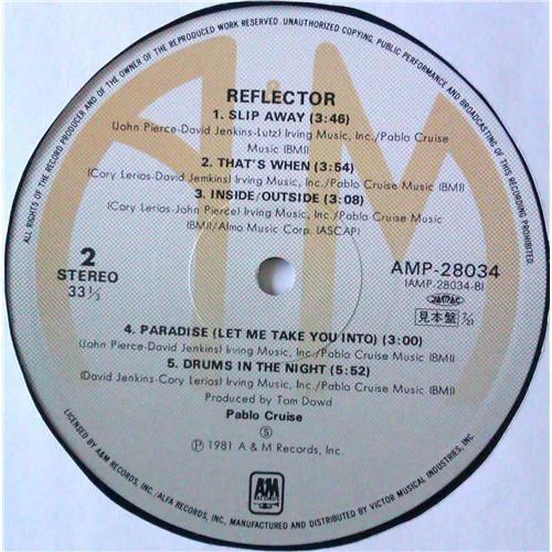 Картинка  Виниловые пластинки  Pablo Cruise – Reflector / AMP-28034 в  Vinyl Play магазин LP и CD   04784 5