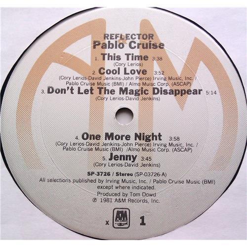 Картинка  Виниловые пластинки  Pablo Cruise – Reflector / SP 3726 в  Vinyl Play магазин LP и CD   06215 4
