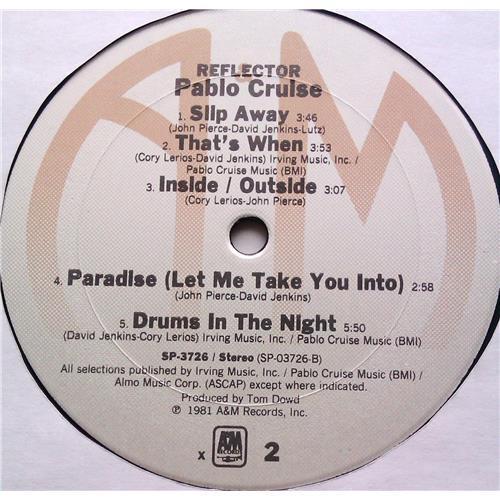 Картинка  Виниловые пластинки  Pablo Cruise – Reflector / SP 3726 в  Vinyl Play магазин LP и CD   06215 5
