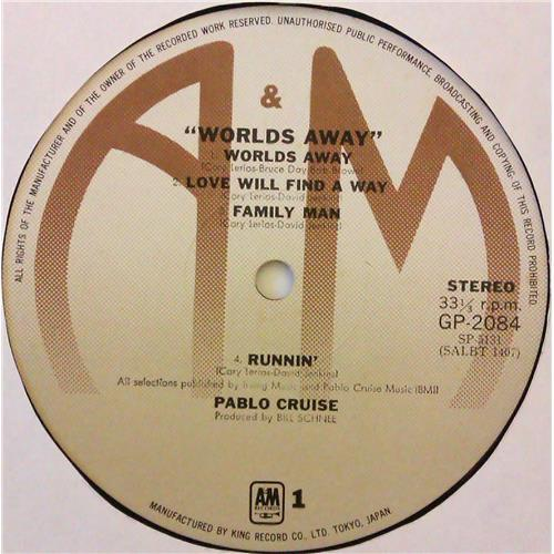 Картинка  Виниловые пластинки  Pablo Cruise – Worlds Away / GP-2084 в  Vinyl Play магазин LP и CD   04785 4