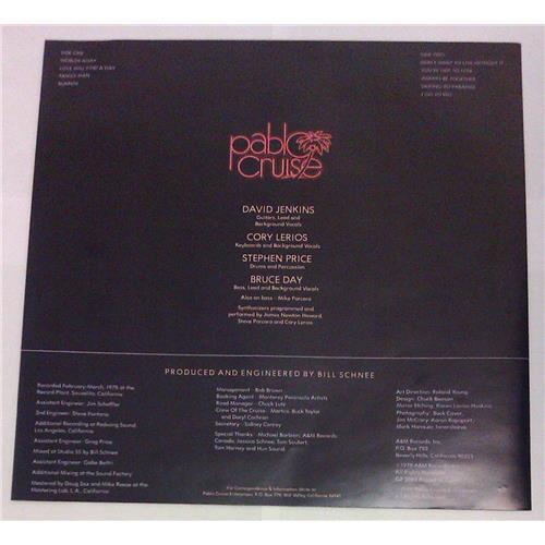 Картинка  Виниловые пластинки  Pablo Cruise – Worlds Away / GP-2084 в  Vinyl Play магазин LP и CD   04786 3