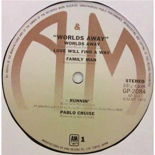 Картинка  Виниловые пластинки  Pablo Cruise – Worlds Away / GP-2084 в  Vinyl Play магазин LP и CD   04786 4