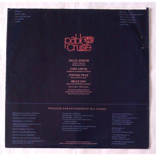 Картинка  Виниловые пластинки  Pablo Cruise – Worlds Away / SP-4697 в  Vinyl Play магазин LP и CD   06216 3