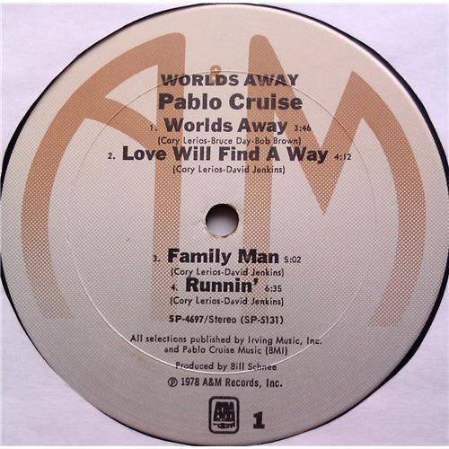 Картинка  Виниловые пластинки  Pablo Cruise – Worlds Away / SP-4697 в  Vinyl Play магазин LP и CD   06216 4
