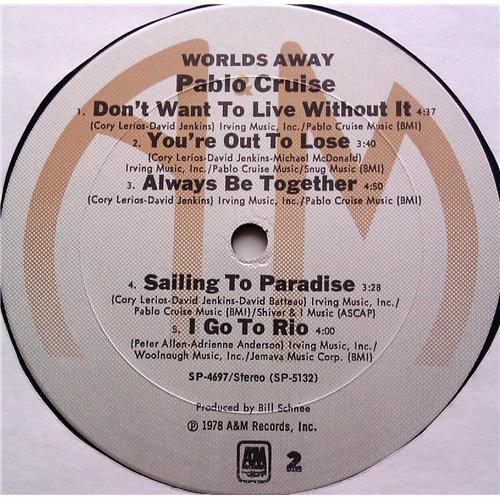 Картинка  Виниловые пластинки  Pablo Cruise – Worlds Away / SP-4697 в  Vinyl Play магазин LP и CD   06216 5