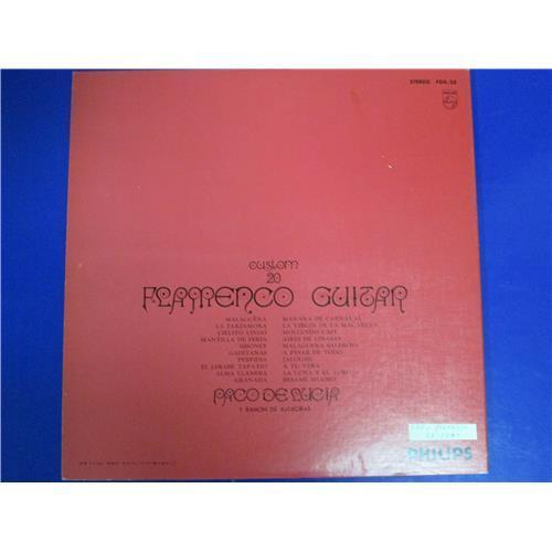 Картинка  Виниловые пластинки  Paco De Lucia, Ramon De Algeciras – Flamenco Guitar Custom 20 / FDX-25 в  Vinyl Play магазин LP и CD   04067 1