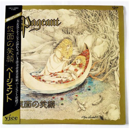 Виниловые пластинки  Pageant – Masked Smile / 18EC-5 в Vinyl Play магазин LP и CD  09064