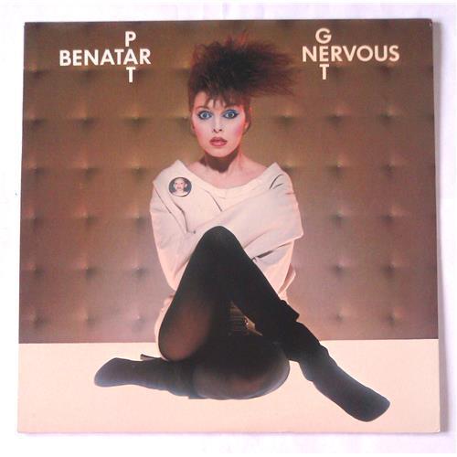 Виниловые пластинки  Pat Benatar – Get Nervous / CHR 1396 в Vinyl Play магазин LP и CD  05704