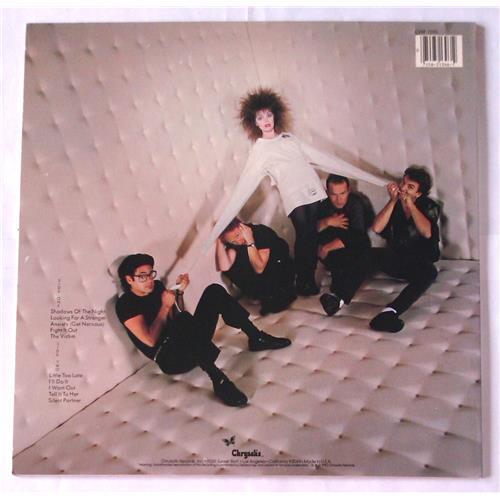 Картинка  Виниловые пластинки  Pat Benatar – Get Nervous / CHR 1396 в  Vinyl Play магазин LP и CD   05704 1
