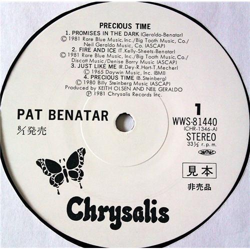 Картинка  Виниловые пластинки  Pat Benatar – Precious Time / WWS-81440 в  Vinyl Play магазин LP и CD   07062 4
