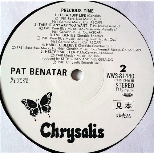 Картинка  Виниловые пластинки  Pat Benatar – Precious Time / WWS-81440 в  Vinyl Play магазин LP и CD   07062 5
