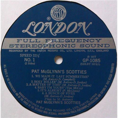 Картинка  Виниловые пластинки  Pat McGlynn's Scotties – Pat McGlynn's Scotties / GP-1085 в  Vinyl Play магазин LP и CD   04493 6