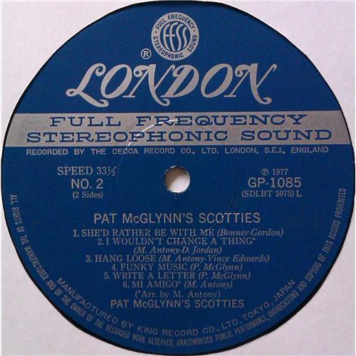 Картинка  Виниловые пластинки  Pat McGlynn's Scotties – Pat McGlynn's Scotties / GP-1085 в  Vinyl Play магазин LP и CD   04493 7