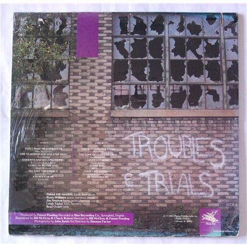 Картинка  Виниловые пластинки  Patent Pending – Troubles & Trials / FF 371 / Sealed в  Vinyl Play магазин LP и CD   06070 1