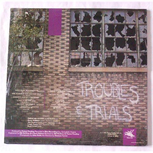 Картинка  Виниловые пластинки  Patent Pending – Troubles & Trials / FF 371 / Sealed в  Vinyl Play магазин LP и CD   06170 1