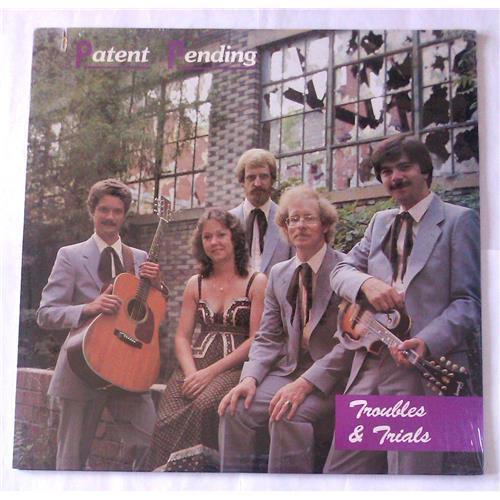 Виниловые пластинки  Patent Pending – Troubles & Trials / FF 371 / Sealed в Vinyl Play магазин LP и CD  06681