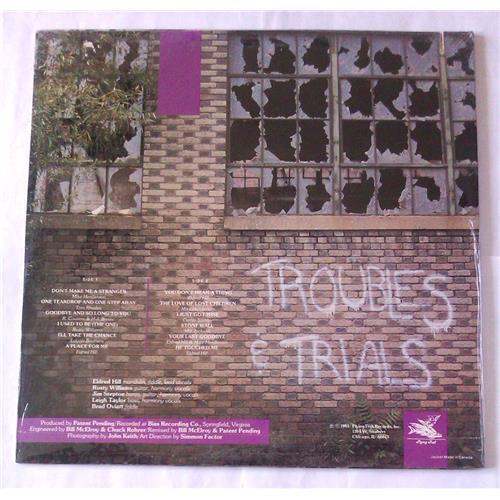 Картинка  Виниловые пластинки  Patent Pending – Troubles & Trials / FF 371 / Sealed в  Vinyl Play магазин LP и CD   06681 1