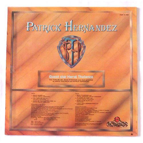 Картинка  Виниловые пластинки  Patrick Hernandez – Born To Be Alive / AQS YL 156 в  Vinyl Play магазин LP и CD   06403 1