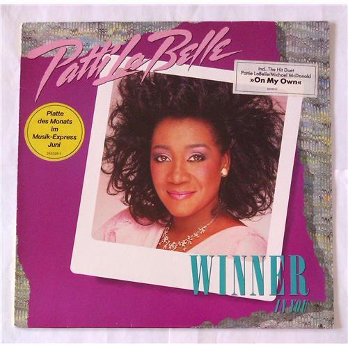 Виниловые пластинки  Patti LaBelle – Winner In You / 253 025-1 в Vinyl Play магазин LP и CD  06958