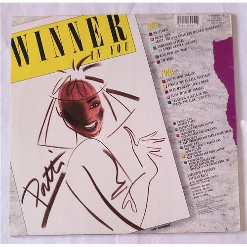 Картинка  Виниловые пластинки  Patti LaBelle – Winner In You / 253 025-1 в  Vinyl Play магазин LP и CD   06958 1