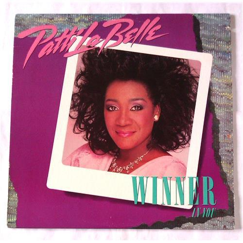 Виниловые пластинки  Patti LaBelle – Winner In You / MCA-5737 в Vinyl Play магазин LP и CD  06536