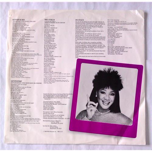 Картинка  Виниловые пластинки  Patti LaBelle – Winner In You / MCA-5737 в  Vinyl Play магазин LP и CD   06536 2