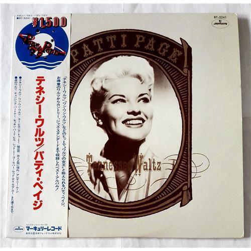 Виниловые пластинки  Patti Page – Tennessee Waltz / BT-5241 в Vinyl Play магазин LP и CD  07534