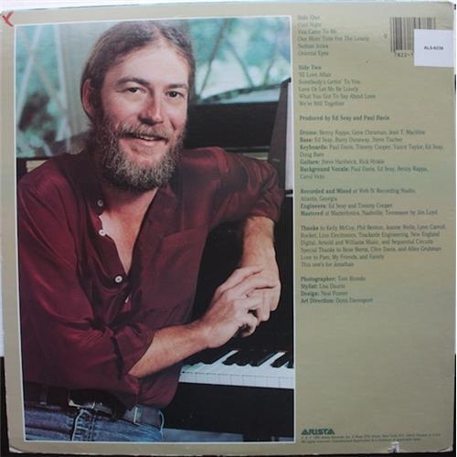 Картинка  Виниловые пластинки  Paul Davis – Cool Night / 25RS-146 в  Vinyl Play магазин LP и CD   01519 1