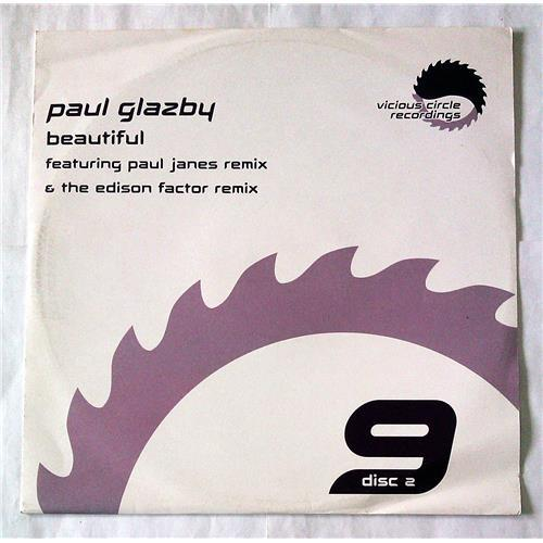 Виниловые пластинки  Paul Glazby – Beautiful / VCR009X в Vinyl Play магазин LP и CD  07126