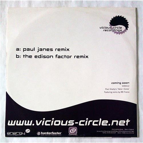 Картинка  Виниловые пластинки  Paul Glazby – Beautiful / VCR009X в  Vinyl Play магазин LP и CD   07126 1