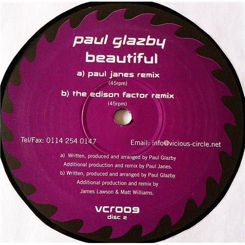 Картинка  Виниловые пластинки  Paul Glazby – Beautiful / VCR009X в  Vinyl Play магазин LP и CD   07126 3