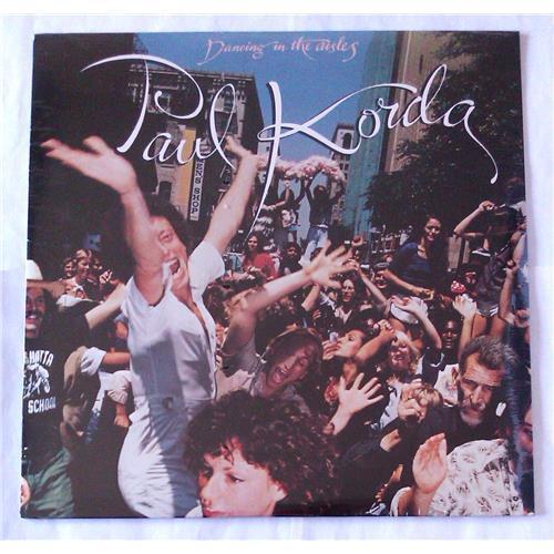 Виниловые пластинки  Paul Korda – Dancing In The Aisles / JXS-7038 / Sealed в Vinyl Play магазин LP и CD  06422