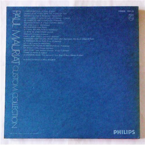 Картинка  Виниловые пластинки  Paul Mauriat – Custom Collection / FDX-16 в  Vinyl Play магазин LP и CD   07428 3