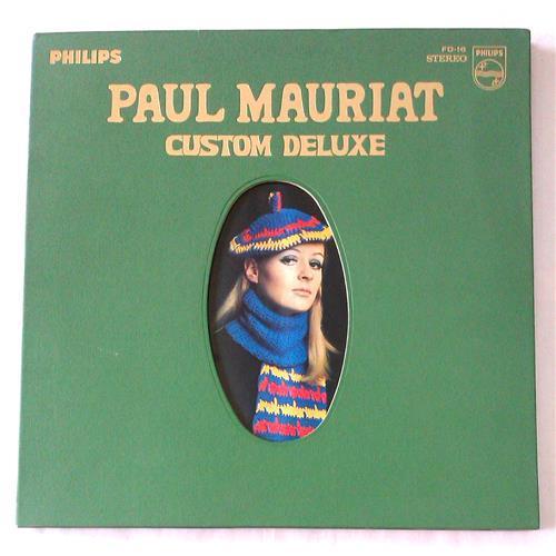 Виниловые пластинки  Paul Mauriat – Custom Deluxe / FD-16 в Vinyl Play магазин LP и CD  06374