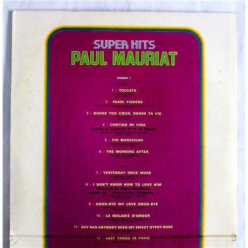 Картинка  Виниловые пластинки  Paul Mauriat – Super Hits / 6620 020 в  Vinyl Play магазин LP и CD   07430 1