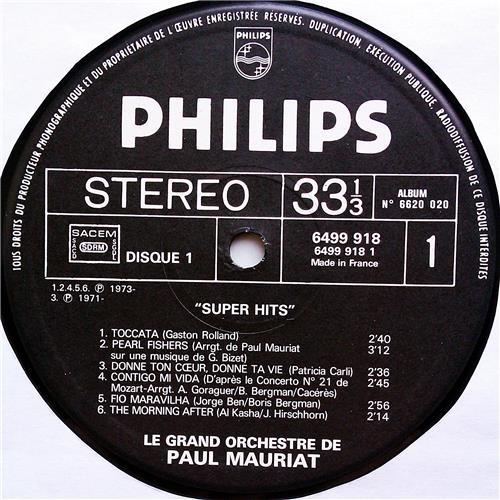 Картинка  Виниловые пластинки  Paul Mauriat – Super Hits / 6620 020 в  Vinyl Play магазин LP и CD   07430 7