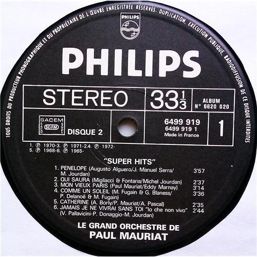 Картинка  Виниловые пластинки  Paul Mauriat – Super Hits / 6620 020 в  Vinyl Play магазин LP и CD   07430 9