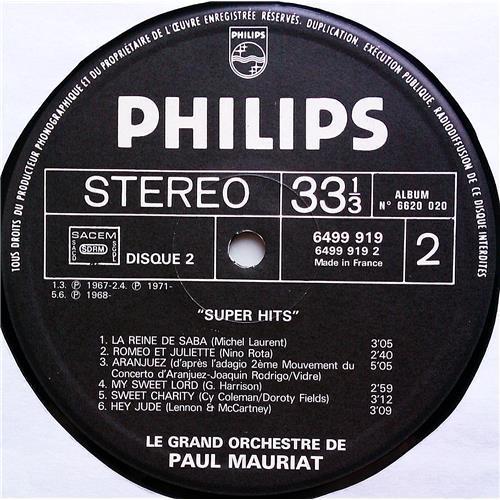Картинка  Виниловые пластинки  Paul Mauriat – Super Hits / 6620 020 в  Vinyl Play магазин LP и CD   07430 10