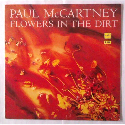 Виниловые пластинки  Paul McCartney – Flowers In The Dirt / A60 00705 006 в Vinyl Play магазин LP и CD  04554