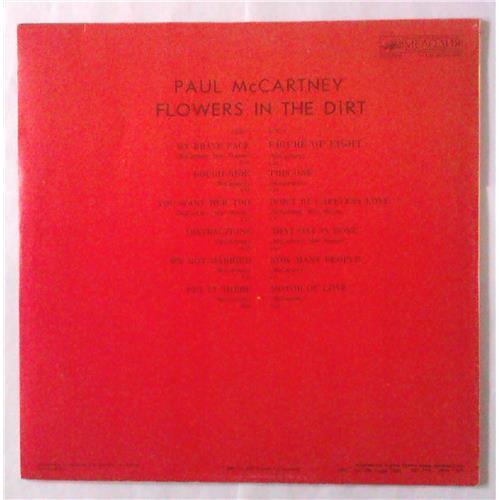 Картинка  Виниловые пластинки  Paul McCartney – Flowers In The Dirt / A60 00705 006 в  Vinyl Play магазин LP и CD   04554 1